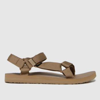 Teva Tan Original Universal Vegan Womens Sandals