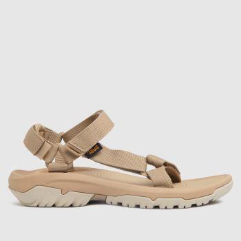 Teva Beige Hurricane Xlt2 Womens Sandals