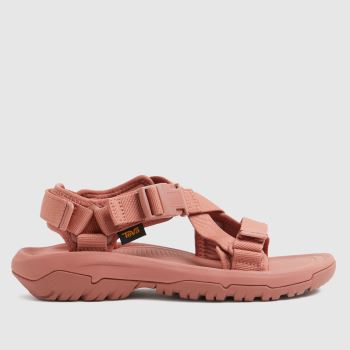 Teva Pale Pink Performance Hurricane Verge Womens Sandals