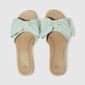 Ugg Pale Blue Joan Womens Sandals