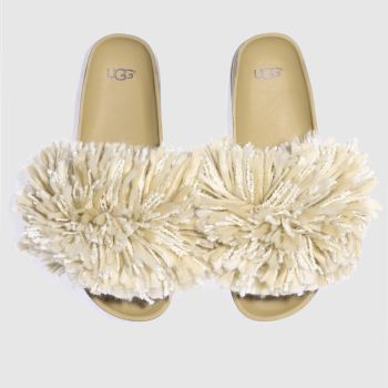 Ugg Natural Cindy Womens Sandals