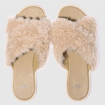 Ugg Pale Pink Joni Womens Sandals