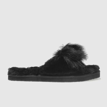 Ugg Black Mirabelle Womens Slippers