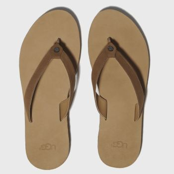 Ugg Tan Tawney Womens Sandals