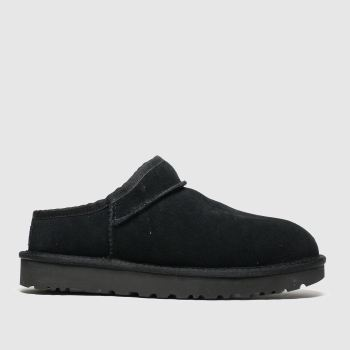 Ugg Black Classic Slipper Womens Slippers