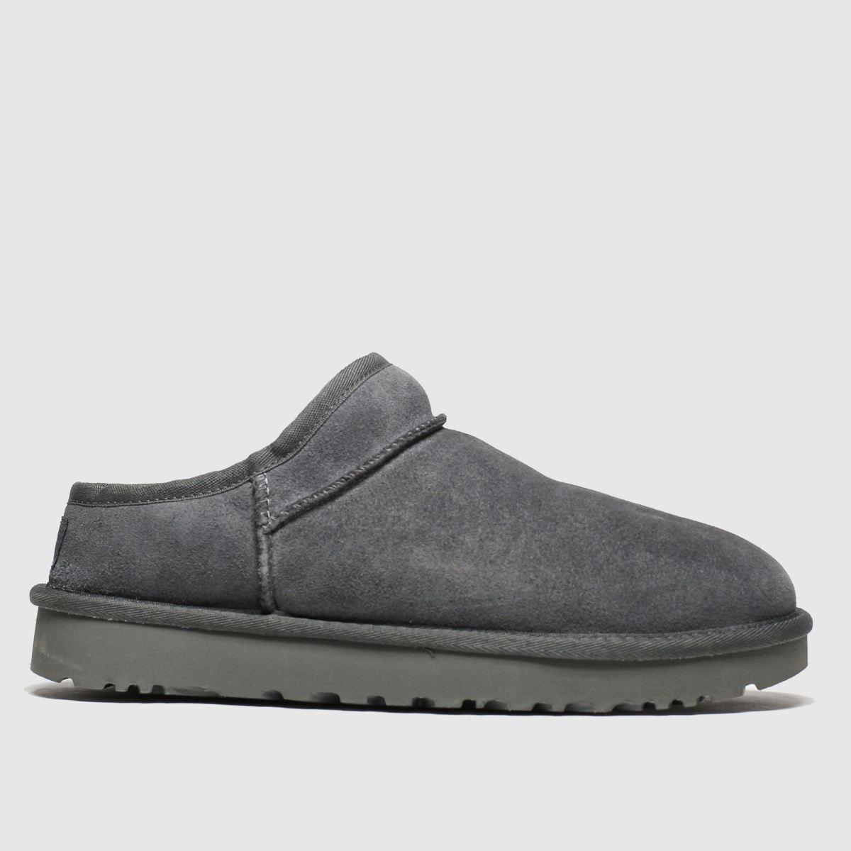 Ugg Grey Classic Slipper Slippers