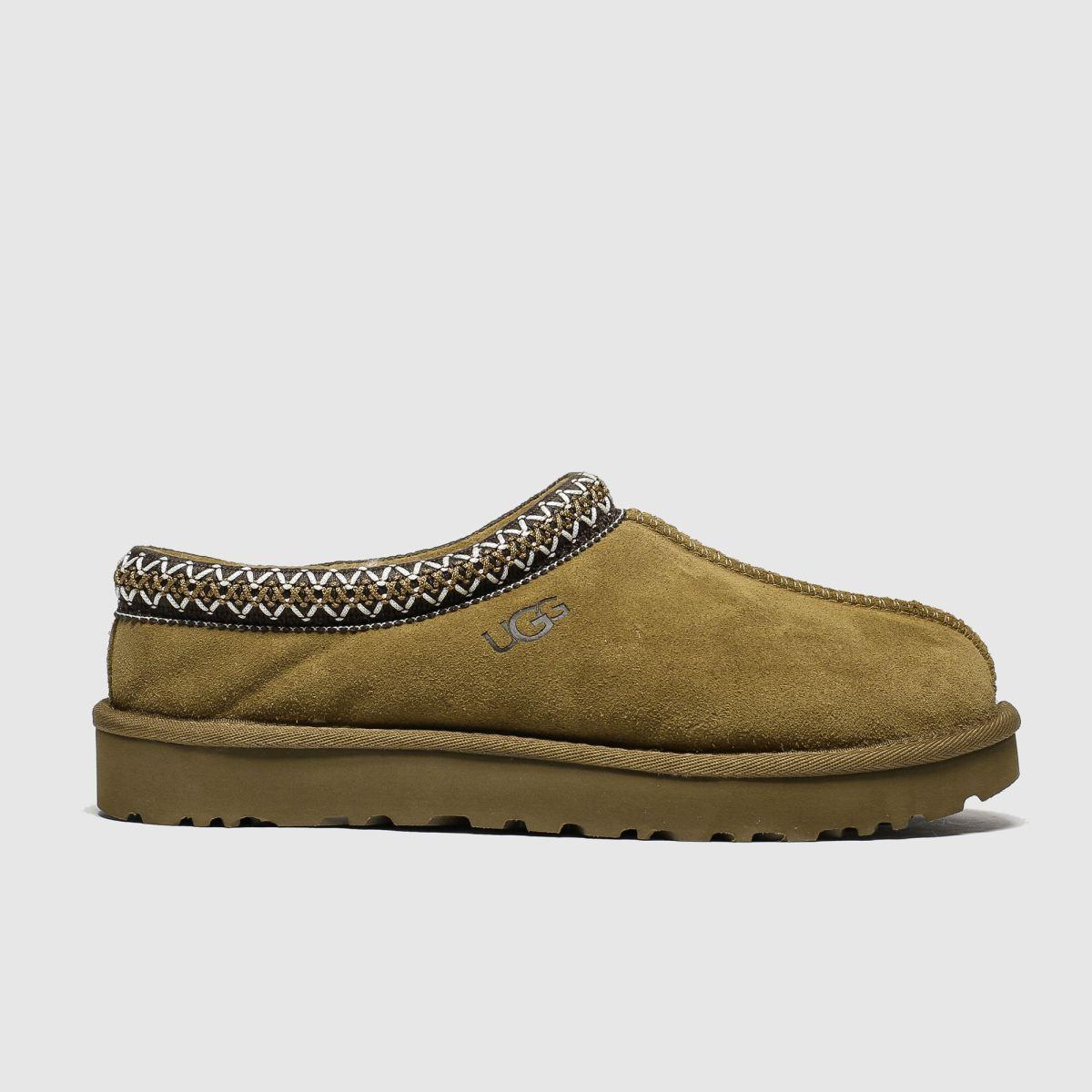 Ugg Tan Tasman Slippers