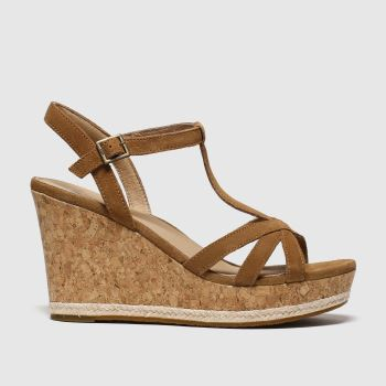 UGG Tan Melissa Womens Sandals