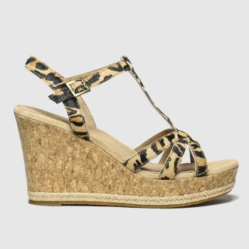 Ugg Brown & Black Melissa c2namevalue::Womens Sandals