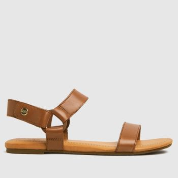 UGG Tan Rynell Womens Sandals