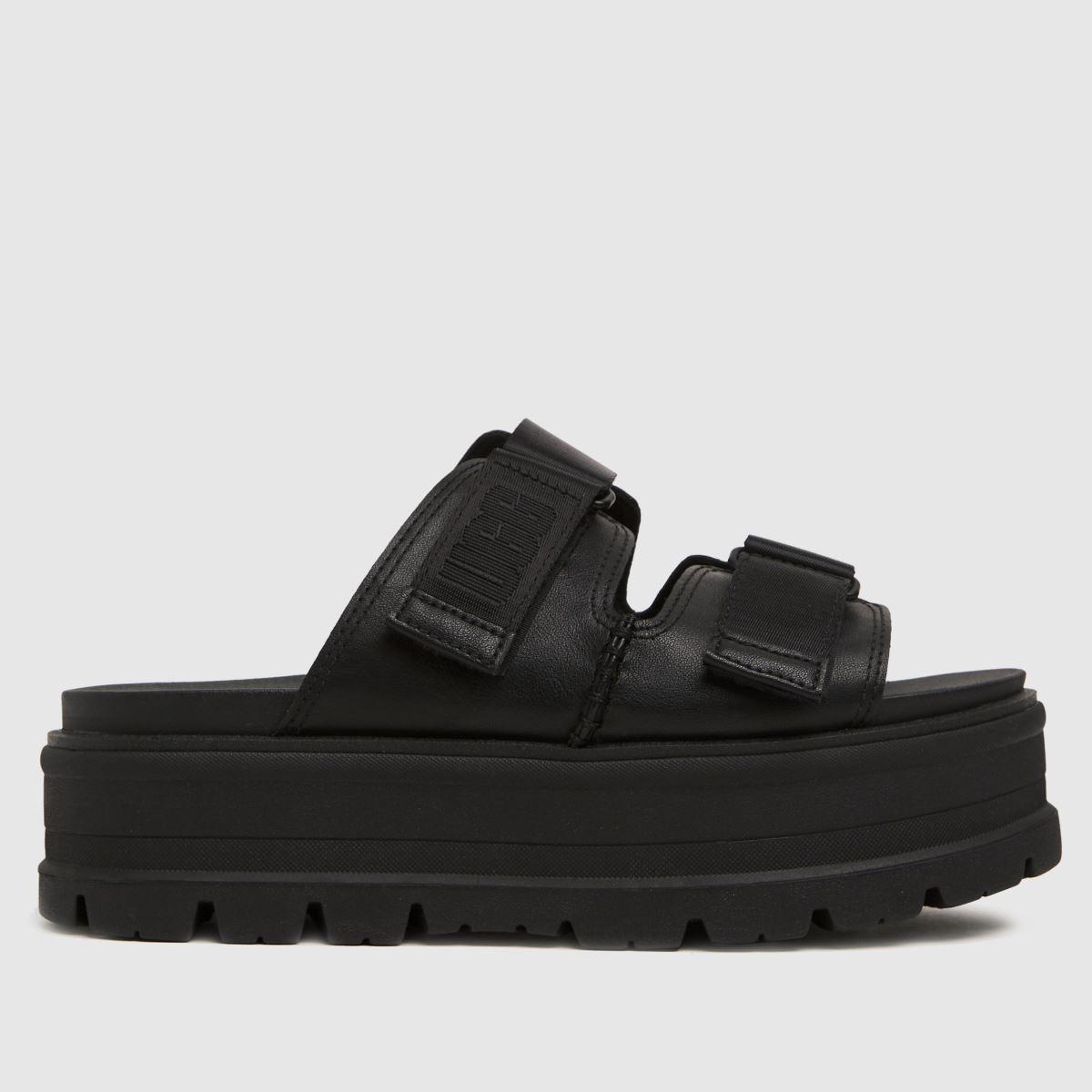 UGG Black Clem Sandal Sandals