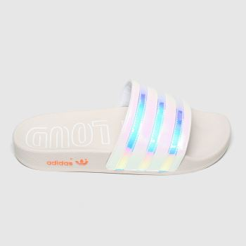 Adidas Pale Pink Adilette c2namevalue::Womens Sandals