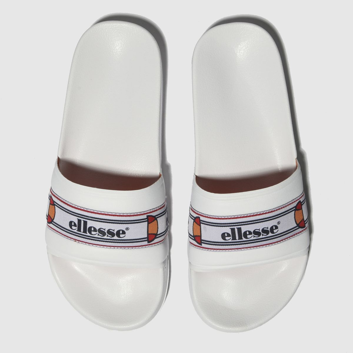 Ellesse White Filippo Tp Sandals