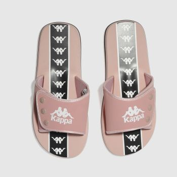 Kappa Pink Lapush 2 Authentic Womens Sandals