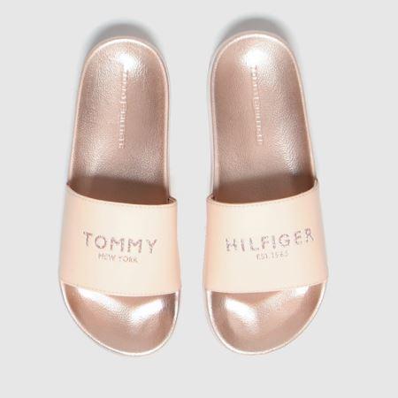TommyHilfiger Glitter Pool Slidetitle=