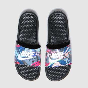 Nike Multi Benassi Jdi Womens Sandals