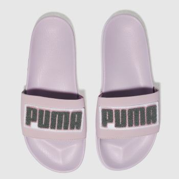 Puma Pale Pink Leadcat Nsk Womens Sandals