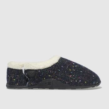 Homeys Navy Luna Womens Slippers