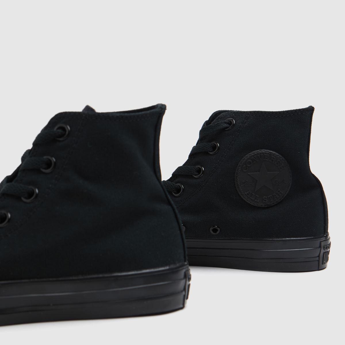 Damen Schwarz converse All Star Hi Sneaker beliebte | schuh Gute Qualität beliebte Sneaker Schuhe 2ba249