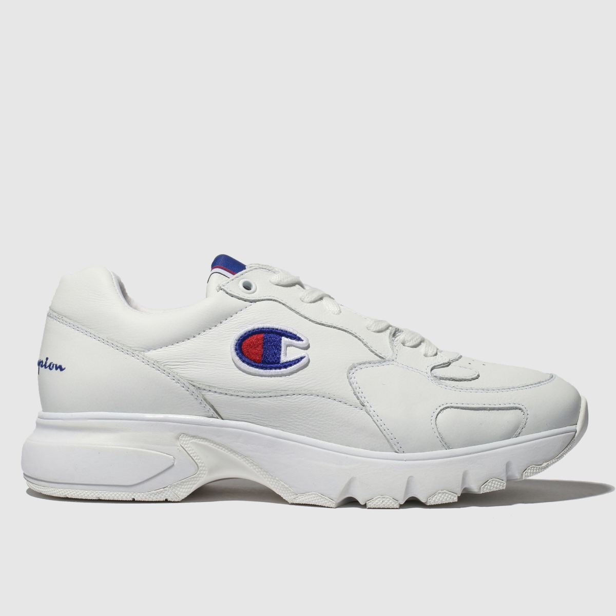 Champion White Cwa-1 Trainers
