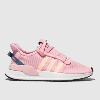 Adidas Pink U_Path Womens Trainers