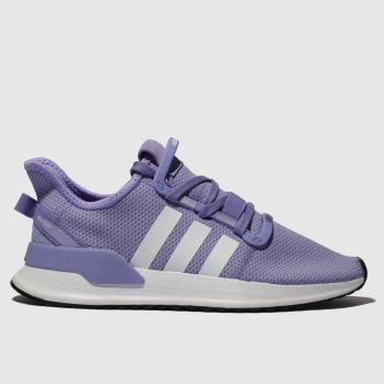 Adidas Purple U_Path Womens Trainers