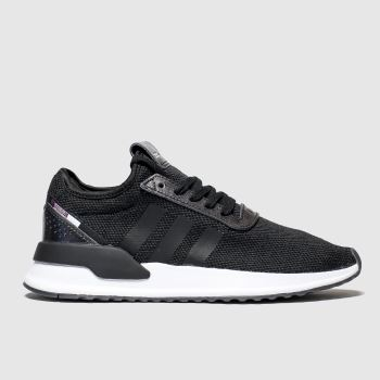 adidas Black & White U_path Womens Trainers