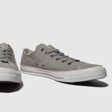 Converse all star peached canvas ox 1