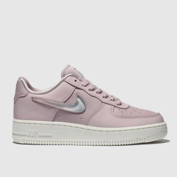 Nike Lilac Air Force 1 Premium Jelly Womens Trainers