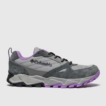 Columbia Grey Ivo Trail Womens Trainers
