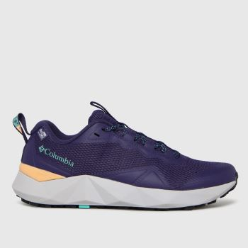 Columbia  Purple Facet 15 Outdry Trainers