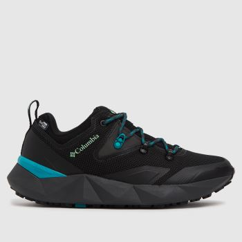 Columbia  Dark Grey Facet 30 Outdry Womens Trainers