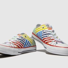 Converse All Star Multi Stripe Ox 1