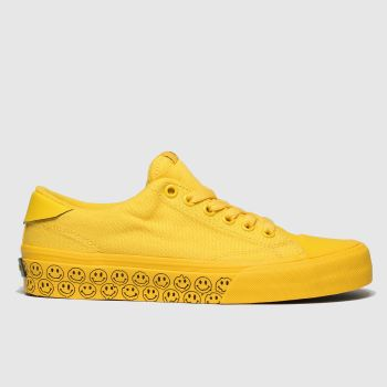 Straye Yellow Stanley Womens Trainers
