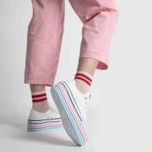 Converse all star lift rainbow 1