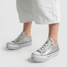 Converse All Star Lift Glitter 1