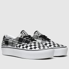 Vans Era Platform Plaid 1