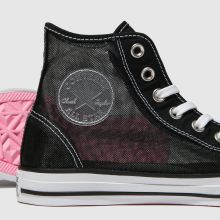 Converse all star see-through hi 1