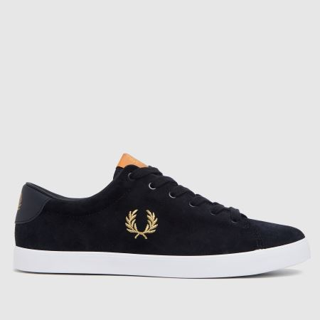 Fred Perry Lottie Suedetitle=