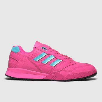 Adidas Pink A.r. Womens Trainers