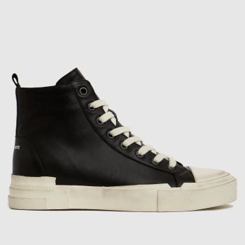 ASH Black & White Ghibly Womens Trainers