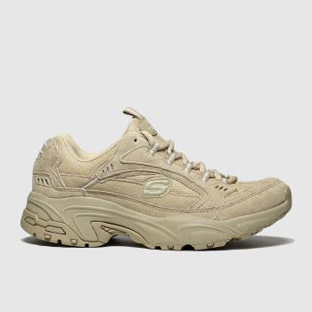 skechers natural stamina trainers