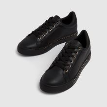 schuh Mika Studded Lace Up,3 of 4