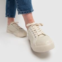 schuh Maisie Canvas Lace Up 1
