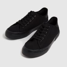 schuh Naomi Canvas Lace Up,3 of 4