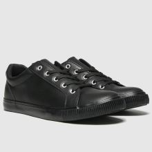 schuh Molly Lace Up Trainer 1