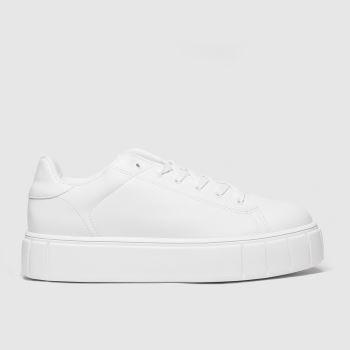 schuh Weiß Mavis Chunky Damen Sneaker