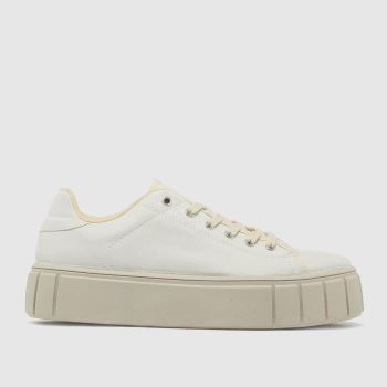 schuh Natural Mavis Chunky Womens Trainers