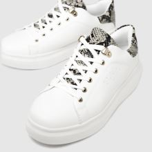 schuh Misty Hardware Lace Up 1