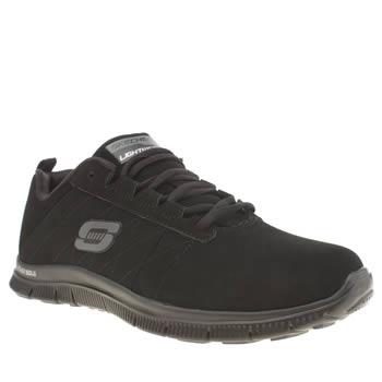 Skechers Flex Appeal Black Jack